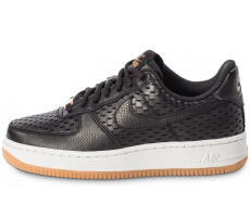 Chaussures Nike Air Force 1 ´07 PRM Black Gum