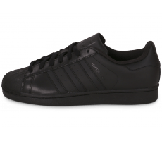 Chaussures adidas Superstar Foundation triple black