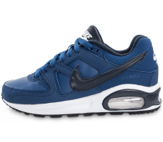 Chaussures Nike Air Max Command Junior bleue