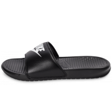 Chaussures Nike Benassi Just Do It noire