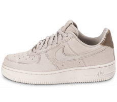 Chaussures Nike Air Force 1 Premium Suede Gamma grey