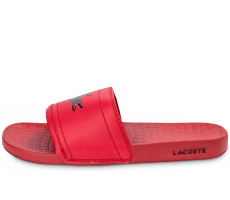 Chaussures Lacoste Fraisier rouge