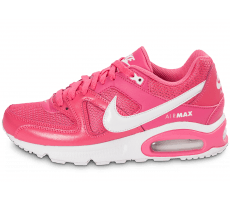 Chaussures Nike Air Max Command Junior rose