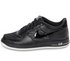 Chaussures Nike Air Force 1 LV8 Low Junior noire