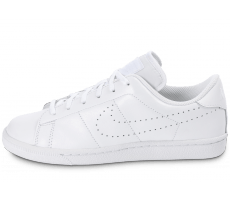 Chaussures Nike Tennis Classic Junior blanche