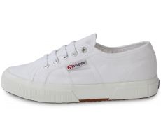 Chaussures Superga 2750 COTI CLASSIC BLANCHE