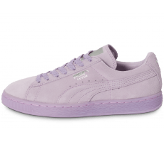Chaussures Puma Suede Classic Mono Iced violet