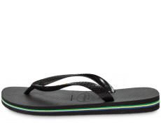 Chaussures Havaianas Tong Brasil Logo noire