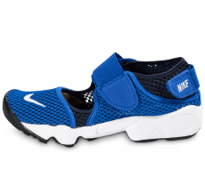 Chaussures Nike Rift Breathe Junior bleue