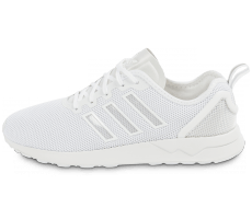 Chaussures adidas Zx Flux ADV Racer blanche