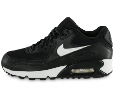 Chaussures Nike Air Max 90 Flash Junior noire