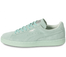 Chaussures Puma Suede Classic Mono Iced mint