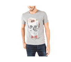 Textiles Jack & Jones T-Shirt School gris clair