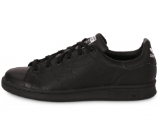 Chaussures adidas STAN SMITH JUNIOR NOIRE