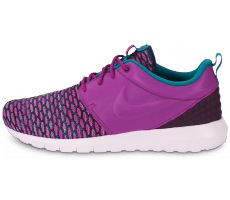 Chaussures Nike Roshe NM Flyknit violet