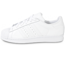 Chaussures adidas Superstar Foundation junior blanche