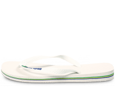 Chaussures Havaianas Tongs Brasil Logo blanche