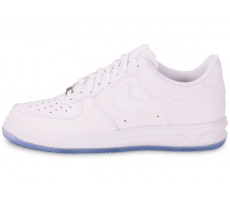 Chaussures Nike Lunar Force 1 '14 blanche