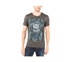 Textiles Jack & Jones T-Shirt Lack noir