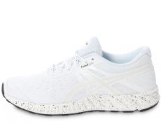 Chaussures Asics FuzeX Lyte white noise blanche