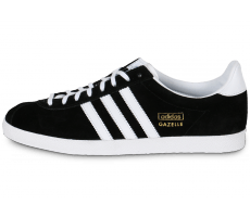 Chaussures adidas GAZELLE OG NOIRE