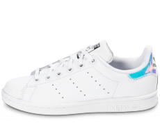 Chaussures adidas Stan Smith Iridescente blanche