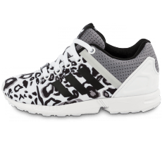 Chaussures adidas Zx Flux Enfant Onix