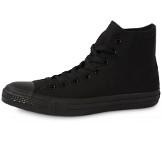 Chaussures Converse Chuck Taylor All-star Hi Noire