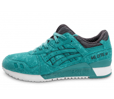 Chaussures Asics Gel Lyte III Galaxy Pack bleue