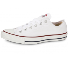 Chaussures Converse Chuck Taylor All Star low blanche
