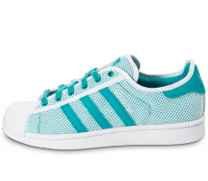 Chaussures adidas Superstar Summer Shock Green