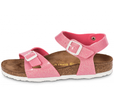 Chaussures Birkenstock Rio Junior Magic Galaxy rose