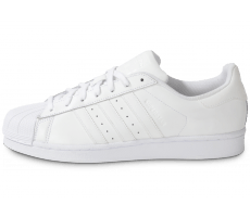 Chaussures adidas Superstar Foundation blanche