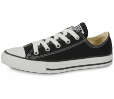 Chaussures Converse Chuck Taylor All Star low noire