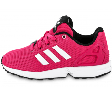 Chaussures adidas Zx Flux Enfant rose