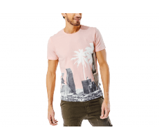 Textiles Jack & Jones T-Shirt Alley rose