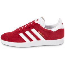 Chaussures adidas Gazelle rouge