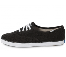 Chaussures Keds Champion Eyelet Noire