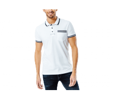 Textiles Jack & Jones Polo Zet blanc