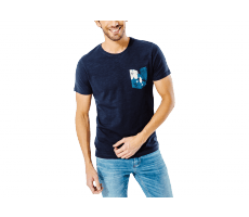 Textiles Jack & Jones T-Shirt Tropical bleu marine