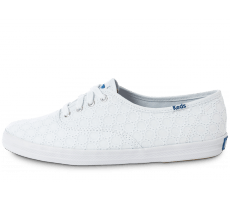 Chaussures Keds Champion Eyelet Blanche