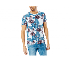 Textiles Jack & Jones T-Shirt Grow Flower blanc