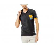 Textiles Jack & Jones Polo Tropical noir