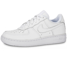 Chaussures Nike Air Force 1 Enfant Blanche