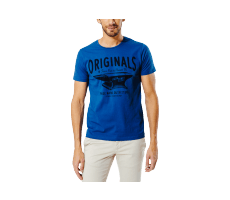Textiles Jack & Jones T-Shirt Heu bleu