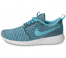 Chaussures Nike ROSHE RUN FLYKNIT CLEARWATER