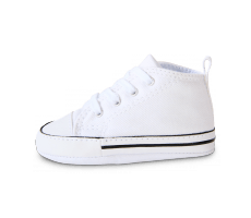 Chaussures Converse CHUCK TAYLOR ALL-STAR FIRST BLANC