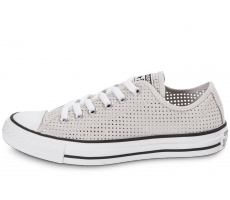 Chaussures Converse Chuck Taylor All-Star Perf OX grise
