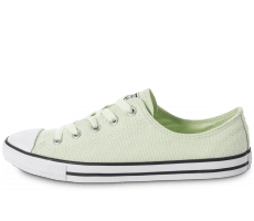 Chaussures Converse Chuck Taylor Dainty OX pistache