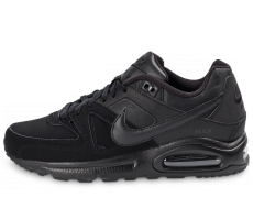 Chaussures Nike Air Max Command Leather noir